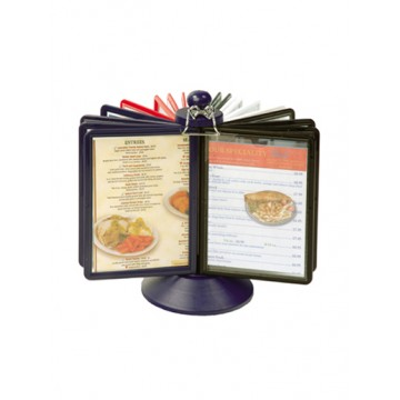 """5895 - Rotary Stand 20 Pockets (4""""x 6"""")"""