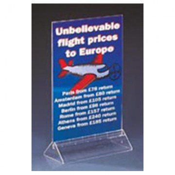 (V series) Double-sided Information Holder A4